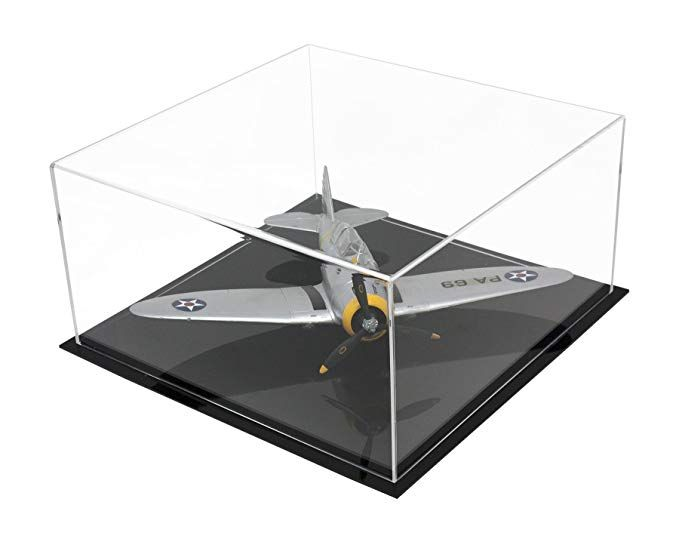 Acrylic Deluxe Clear Display Case Medium Rectangle Box 12 X 12 X 6 A030 Ds Review Display Case Acrylic Display Case Acrylic Display