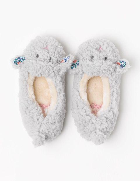 Lamb Slippers