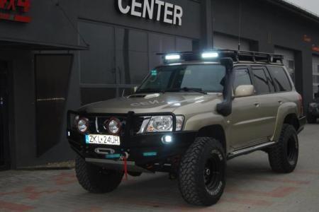 "NISSAN PATROL GR  ""Hunter"" By Extrem 4x4 Europe - Rally 4x4 noticias eventos foros todoterreno videos fotos dakar                                                                                                                                                                                 Más"