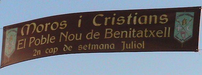 Moors and christians Benitachell