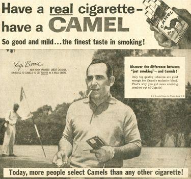 Camel (Yogi Berra)