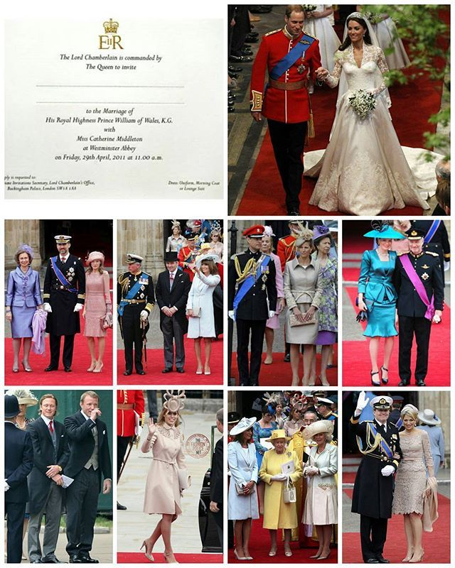 Dress Code For Royal Wedding Guests | Wedding