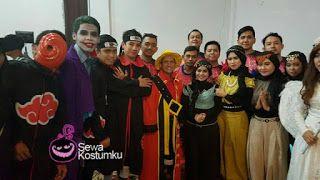 Sewa Kostum Cosplay Jakarta: Tips singkat cari kostum untuk disewa 0817 661 6654