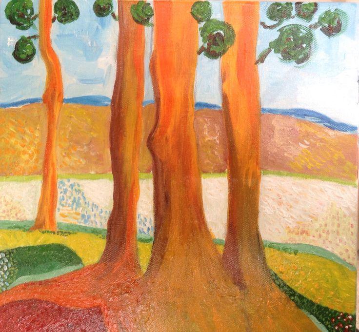 Tableau arbres