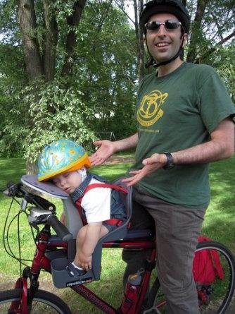 Amazon.com: WeeRide Kangaroo Child Bike Seat: Sports & Outdoors