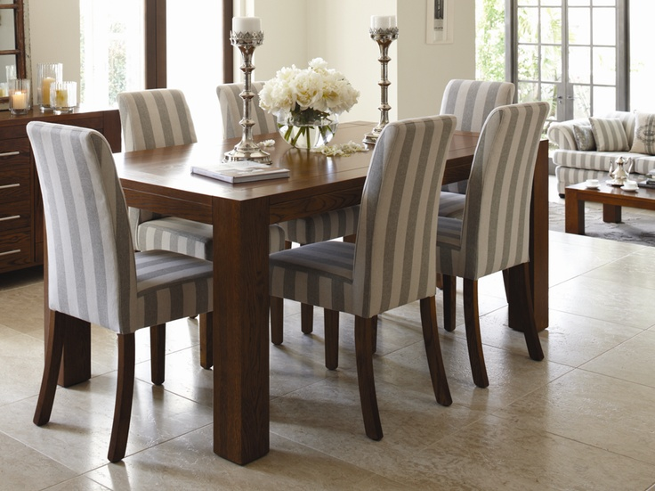 Monet 7-Piece Rectangular Dining Suite by Woodpecker from Harvey Norman New Zealand