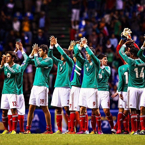 Sub20 Gracias Afición seleccionmexicana mexico futbol