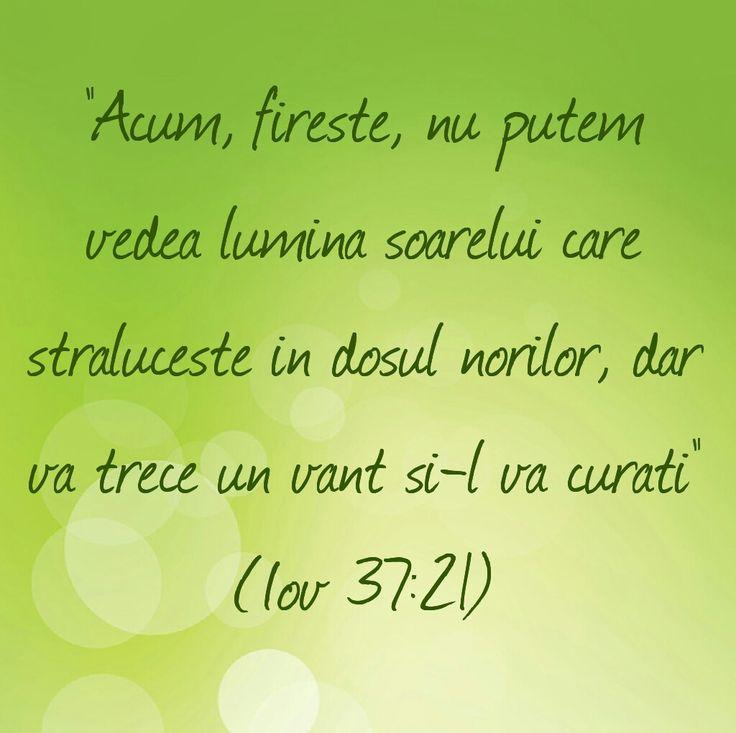 Iov 27:21 Speranta Incurajare
