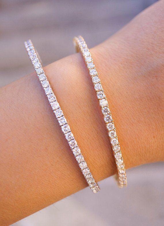 3 30ct Diamond Bangle Bracelet Diamond Tennis Bracelet Diamond Bracelet Diamond Bangles Bracelet Tennis Bracelet Diamond Diamond Bangle
