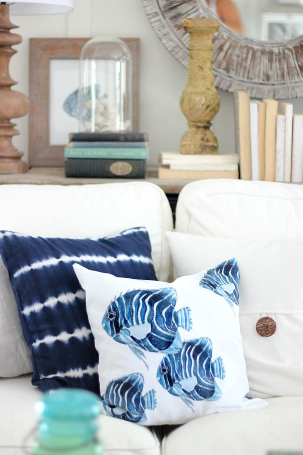 Craftberry Bush Angelfish Pillow Home Tour