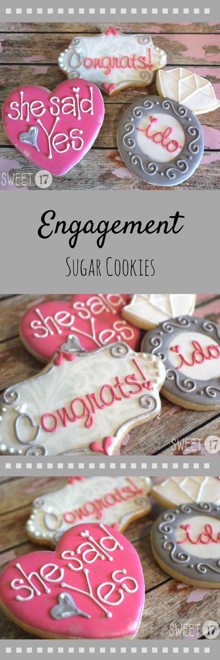 8 best Wedding cookies images on Pinterest | Cookies, Petit fours ...