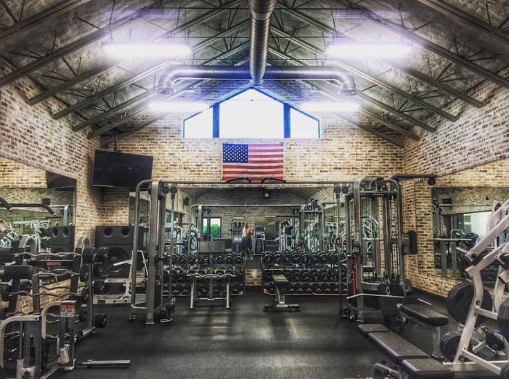 The Rock S Gym Ironparadise Fitness Pinterest Gym