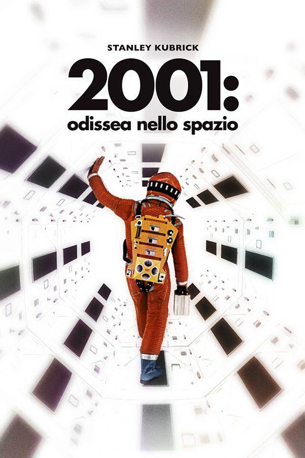 2001: Odissea nello spazio | Stanley kubrick, Fantascienza, Spazio