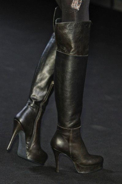 Katie's boots