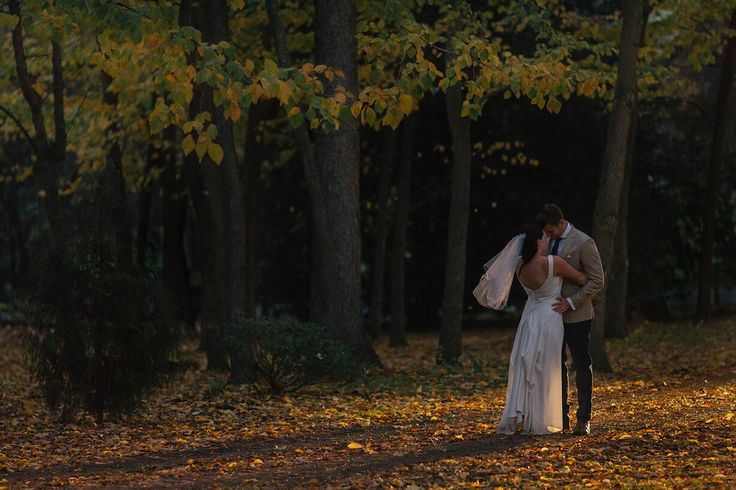 Autumn at Thulby Domain, Queenstown New Zealand wedding venue.
