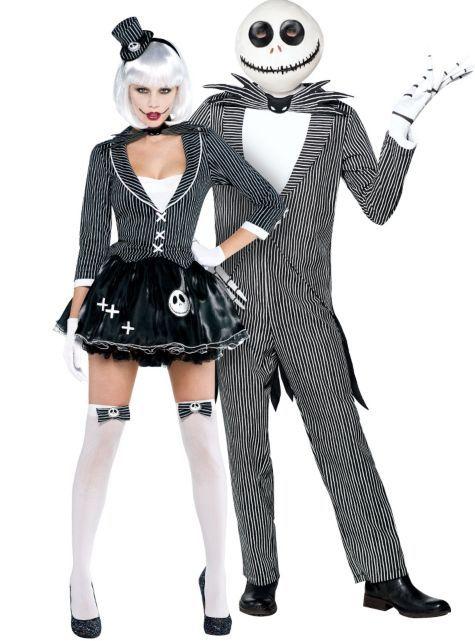 Jack Skellington Couples Costumes - Party City
