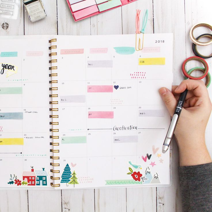 Here's a look into my planning system for the next year. I'm using all sorts of beautiful supplies from @americancrafts to decorate and keep things organized at the same time. All the details are available on the American Crafts blog where you can also find a process video ;) #americancrafts #stationery #artsupplies #acplanners #plan #planning #planner #planneraddict #plannerlove #plannernerd #plannercommunity #plannerdecoration #planneraccessories #prettyplanner #planwithme #ABMcrafty…