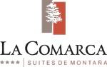 diseño de logo logotipo hosteria la comarca suites de montaña patagonia