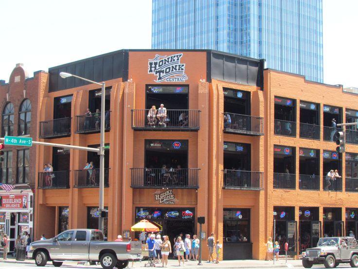 Honky tonk central downtown nashville honky tonk