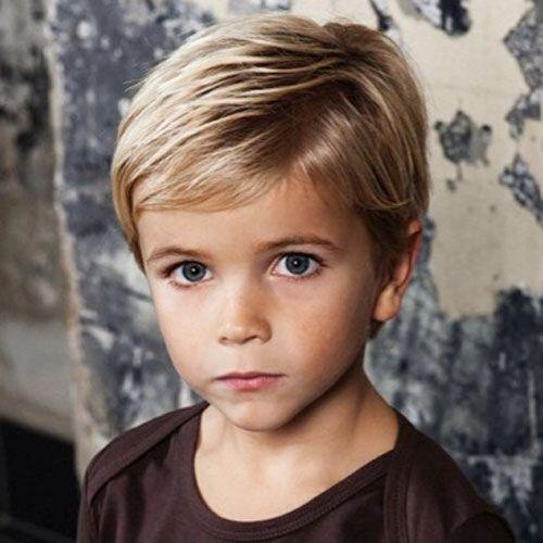 Eccezionale Oltre 25 fantastiche idee su Tagli di capelli per bambini su  SP21