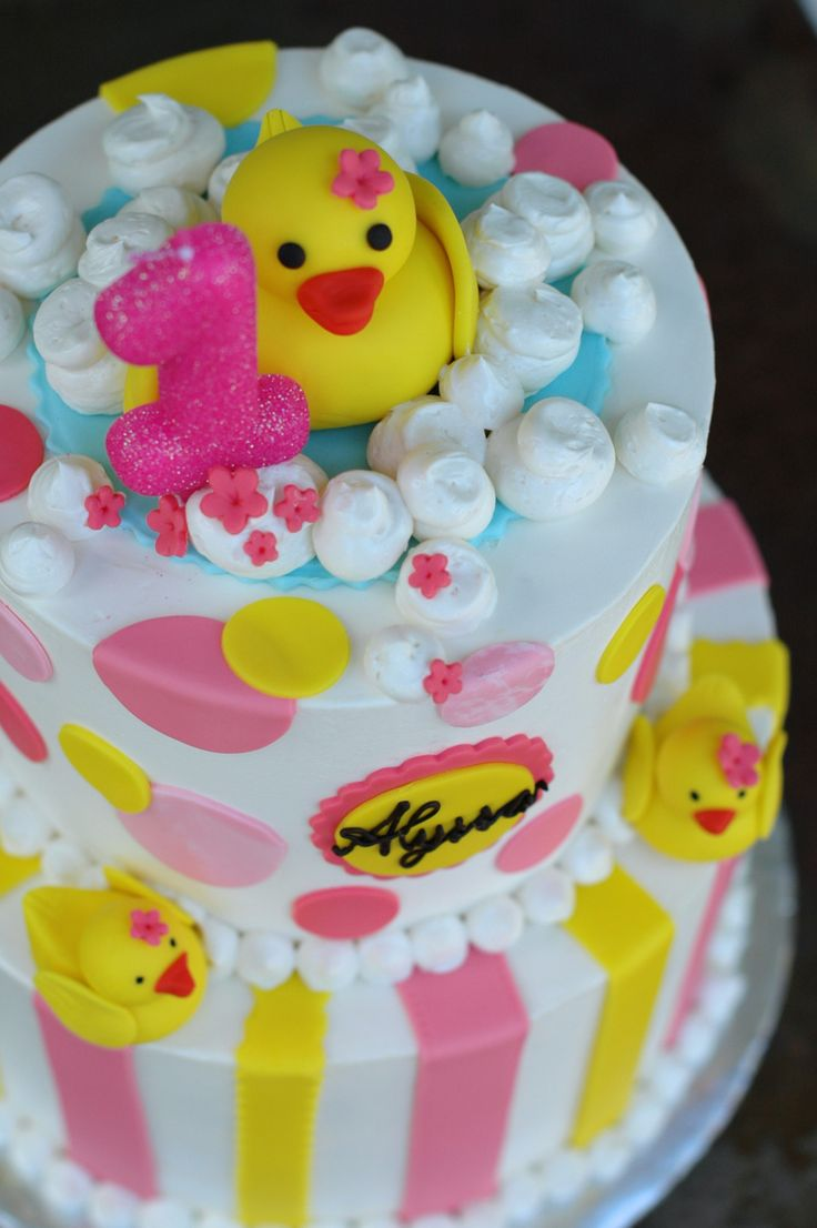 Cake Designs For Birthday Baby Girl