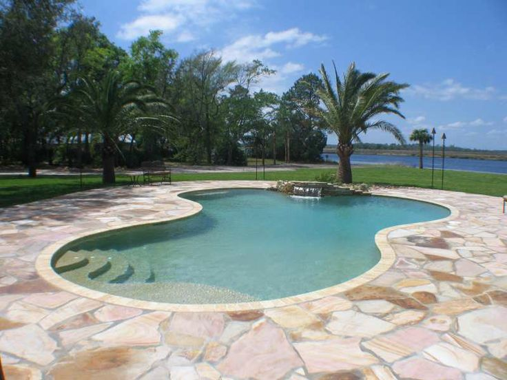 17 Best Images About Quartzite Pool Deck Amp Coping On