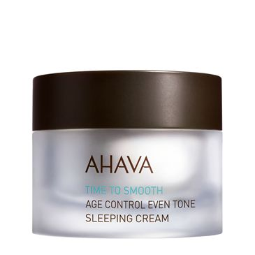 Time To Smooth - Age Control Even Tone Sleeping Cream