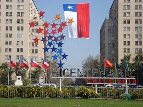 SOMOS O NO SOMOS CHILENOS: Canción Nacional De CHile.