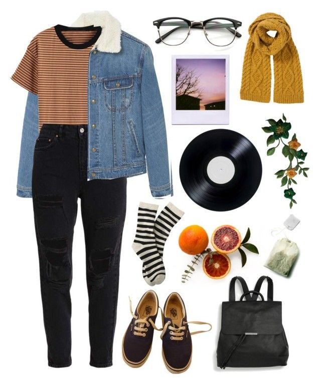"""Untitled #101"" by chickensoup456 ❤ liked on Polyvore featuring MANGO MAN, Vans, Monki and John Lewis"