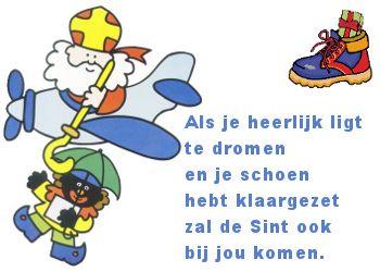 Het leukste kinderfeest van het jaar...Sinterklaas! op Feest-Plaatjes.nl