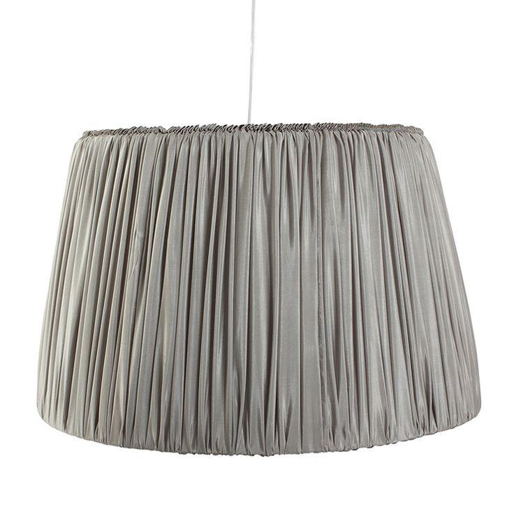 tine k taklampa pendel xl silke kit diam 60 cm grey home pinterest inredning. Black Bedroom Furniture Sets. Home Design Ideas
