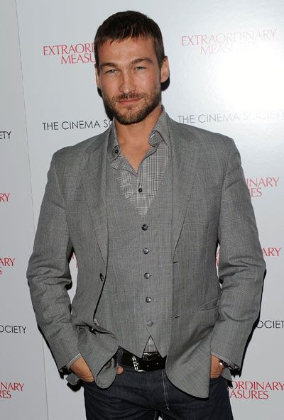 Andy Whitfield (Spartacus) R.I.P.