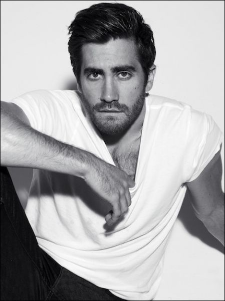 Could Jake be Christian? At least he is versatile enough, about the right age, looks perfect naked and has the right kind of eyes! Maybe my fave, for anything really.