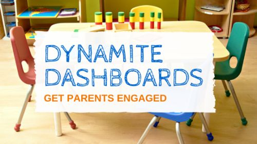 Use your Educa dashboard to get parents engaged