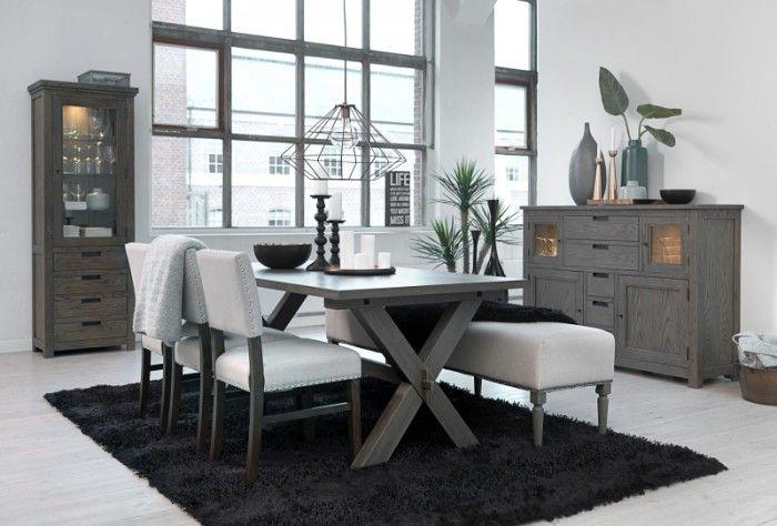 spisebord 100x240 - CANETT FURNITURE AS - Cross - Møbelringen