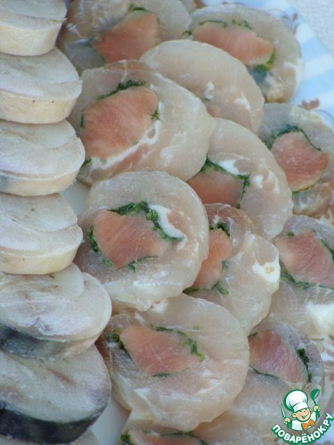 Полуфабрикаты из рыбы и морепродуктов!