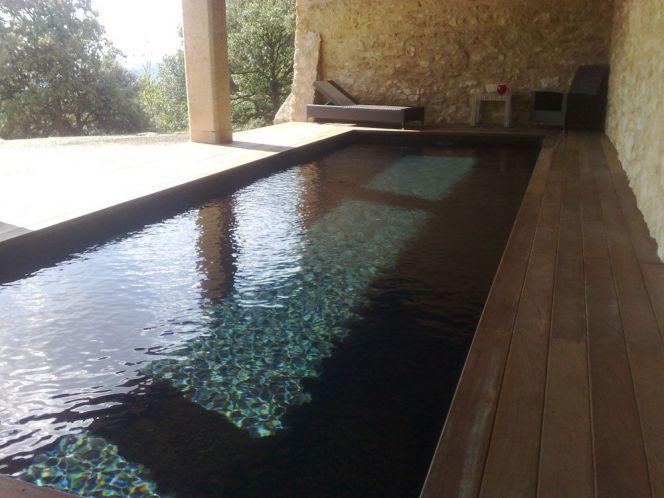 Les 25 meilleures id es concernant piscine couloir de nage sur pinterest co - Prix couloir de nage ...
