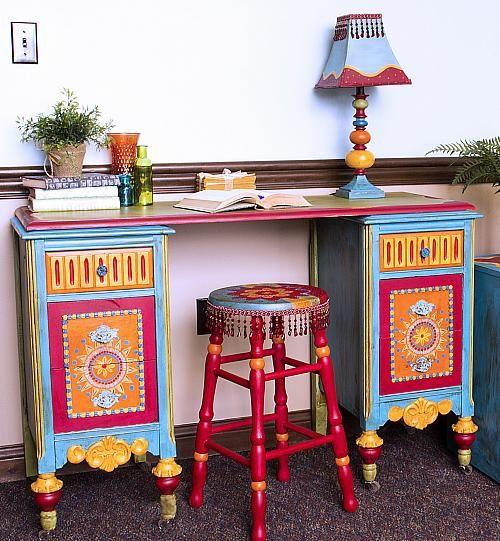 17 Best ideas about Bohemian Furniture on Pinterest