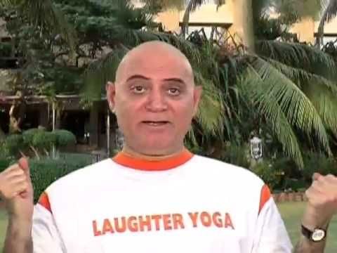100 Laughter Yoga Exercises Video - YouTube