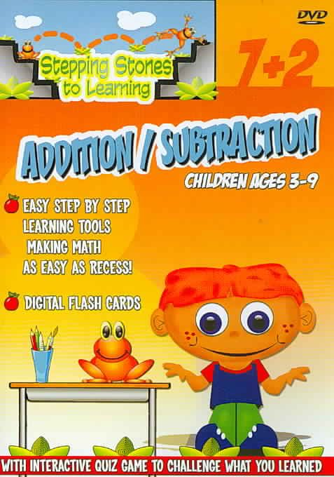 Step Stones To Learning: Addition/Subtraction