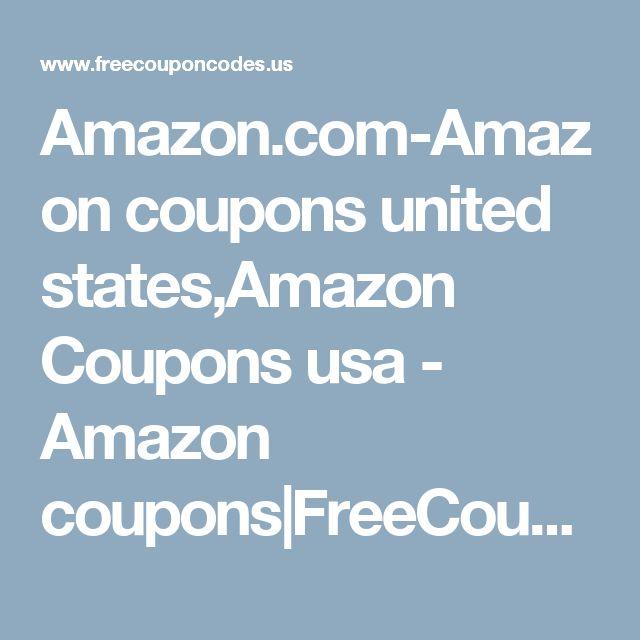 Amazon.com-Amazon coupons united states,Amazon Coupons usa - Amazon coupons|FreeCouponCodes