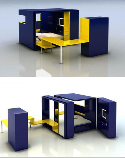 design, color, house, modules