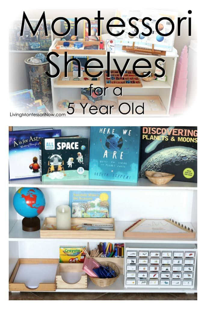 ideas for preparing montessori shelves at home for a 5 year old with rh pinterest ca