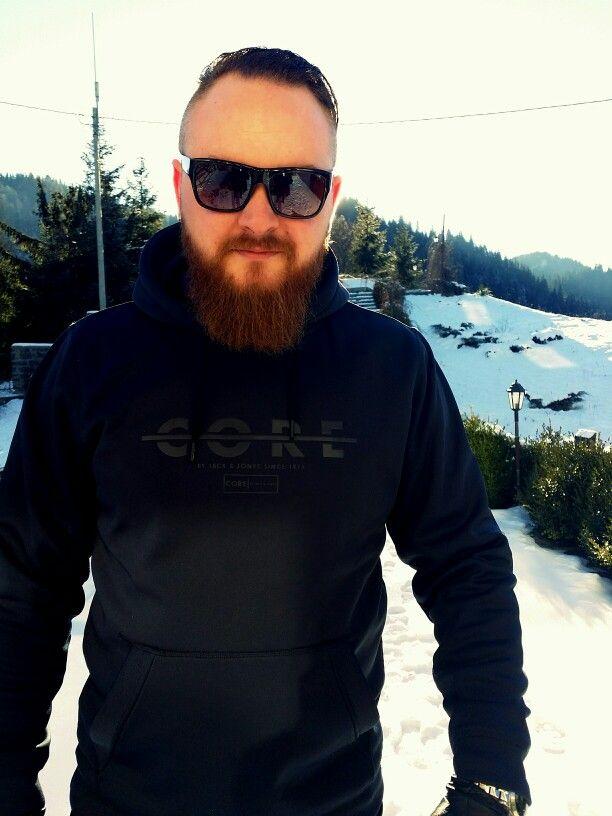 #beard #men #winter #sun