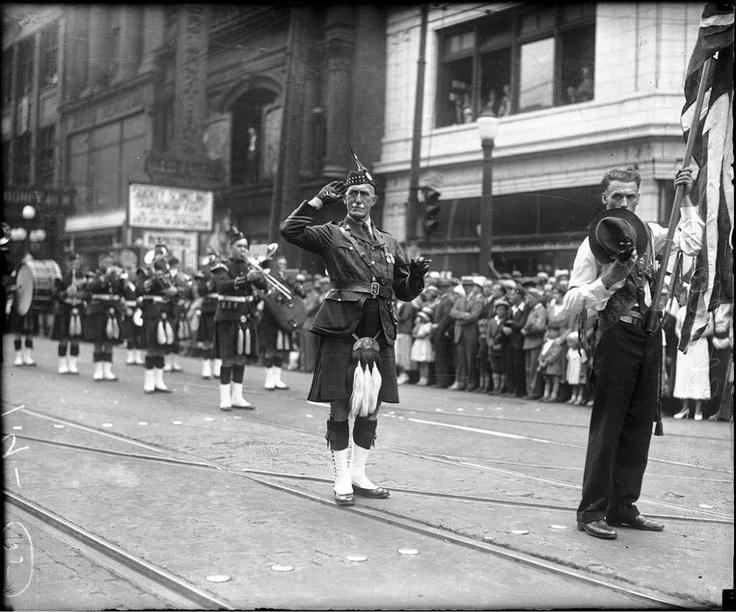 Capt John Slattery, 48th Highlanders of Canada