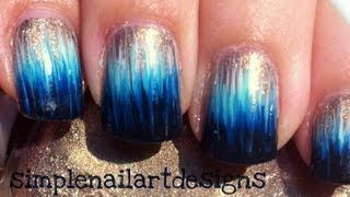dip dye nail tutorial by simplenailartdesigns.com
