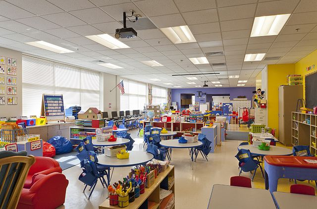 Primary Classroom Design Ideas ~ A beautiful new elementary classroom at shughart middle