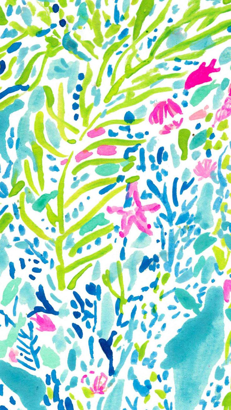 378 best lilly images on pinterest cell phone - Lilly pulitzer iphone wallpaper ...