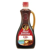 Lite Pancake & Waffle Syrup by Aunt Jemina - Get it on My American Market
