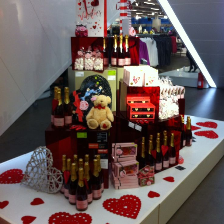Valentines Display 45 best Marks and Spencer